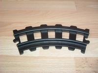 Rail courbe