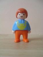 Enfant garçon pantalon orange