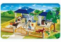 Playmobil Centre de soins animalier 4344