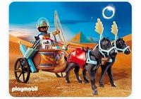 Playmobil Pharaon et char 4244