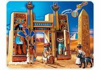 Playmobil Pharaon et pylone de temple 4243