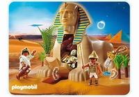 Playmobil Sphinx avec momie 4242