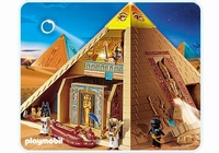 Playmobil Pyramide Egyptienne 4240