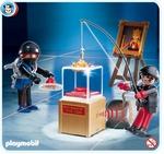 Playmobil Voleurs d'Antiquités 4265