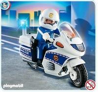 Playmobil Motard de police 4262