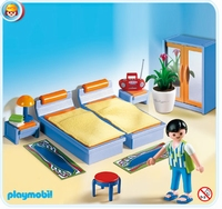Playmobil Chambre des parents 4284