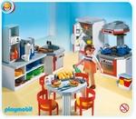 Playmobil Cuisine équipée 4283