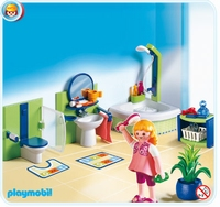 Playmobil Salle de bains 4285