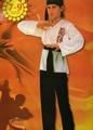 Deguisement costume Karatéka 7-9 ans