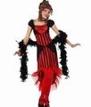 Deguisement costume Danseuse Cabaret 10-12 ans