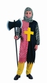 Deguisement costume Chevalier Garde Royal 7-9 ans
