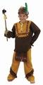 Deguisement costume Indien  Sioux 4-6 ans