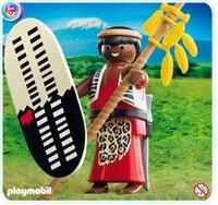 Guerrier Massaï 4685
