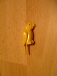 Perroquet jaune
