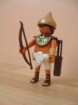 Archer égyptien