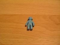 Poupée bleue