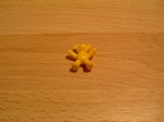 Ourson jaune