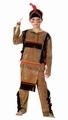 Deguisement costume Indien Chef 4-6 ans