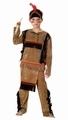 Deguisement costume Indien Chef 7-9 ans
