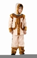 Deguisement costume Esquimau 7-9 ans