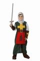 Deguisement costume Chevalier des croisades 3-4 ans