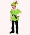 Deguisement costume Robin des Bois - Peter Pan 5-6 ans