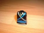 Buste noir et bleu Neuf