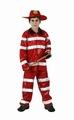 Deguisement costume Pompier 7-9 ans