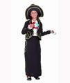 Deguisement costume Mariachi Fille 7-9 ans