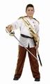 Deguisement costume Prince royal 3-4 ans