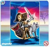 Playmobil Chevalier des loups avec épée 4807