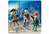 Playmobil Pirates fantômes 4800