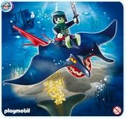 Playmobil Pirate fantôme avec raie 4801