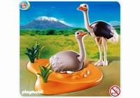 Playmobil Couple d'autruches et nid 4831