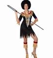 Deguisement costume Femme de la savane Indienne