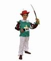 Deguisement costume Mousquetaire dentelle 4-6 ans