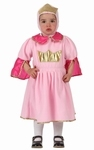 Deguisement costume Princesse 1-6 mois