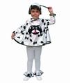 Deguisement costume Dalmatien 3-4 ans