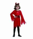 Deguisement costume Diablesse 5-6 ans