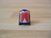 Buste rouge et bleu Neuf