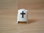 Buste croix noire Neuf