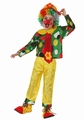 Deguisement costume Clown cravate 7-9 ans