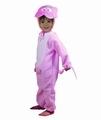 Deguisement costume Panthère rose 3-4 ans