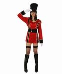 Deguisement costume Soldat Russe femme