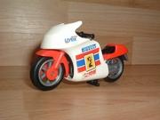 Moto de course N°2