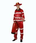Deguisement costume Pompier