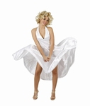 Deguisement costume Robe Marilyn