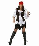 Deguisement costume Pirate femme