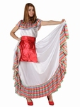 Deguisement costume Mexicaine