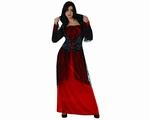 Deguisement costume Marquise rouge